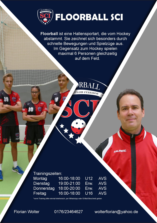 Floorball SCI